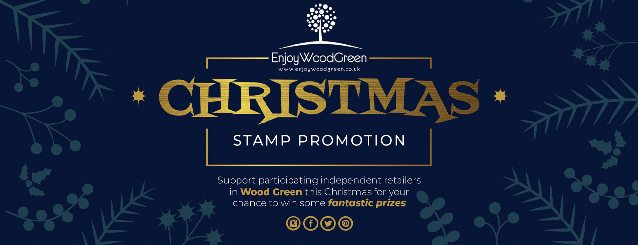 Christmas Promo Stamp Card - BID Website
