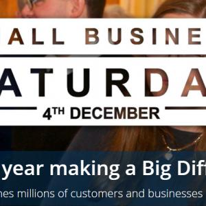 Small Business Saturday 2021