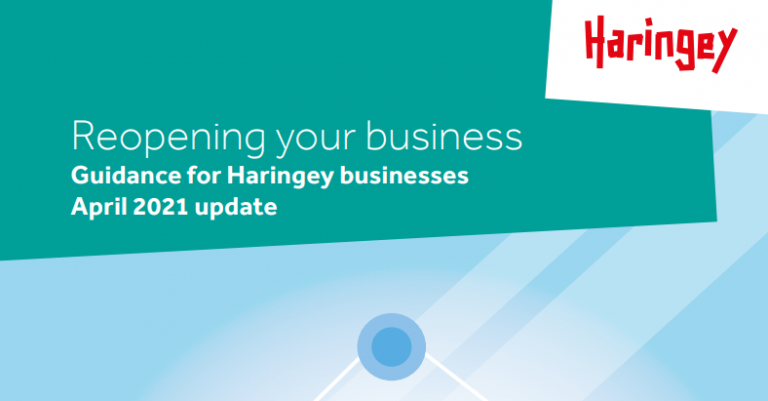 Reopening your Business Booklets