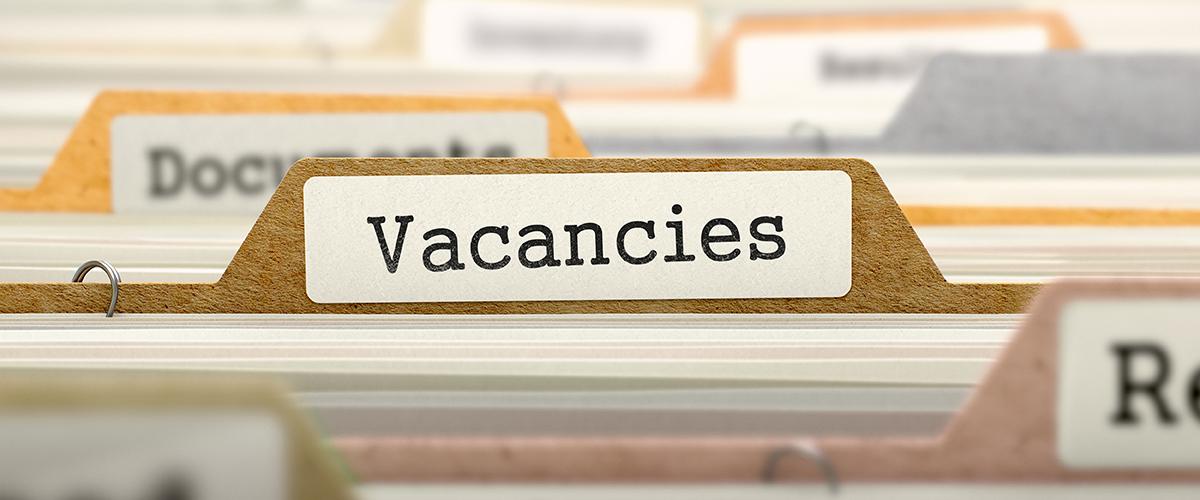 Vacancies Header