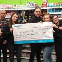 Savers Wood Green wins two awards