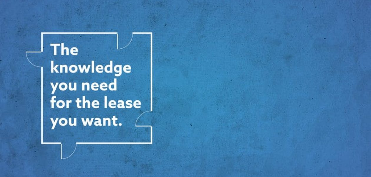 Masterclass – Top tips on negotiating the best commercial lease for your business