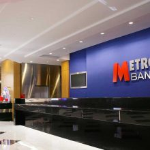 5 year Anniversary Celebration in Metro Bank  Wood Green