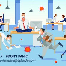 Guidance for safe working in Offices and Contact Centres.